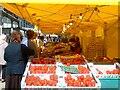 SD3317 : Tomatoes £2.50 per kilo by Gerald England