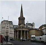 TQ2881 : Church of All Souls by N Chadwick