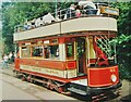 SK3455 : Crich - Paisley Tram by Colin Smith