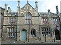 NZ3568 : Former Town Hall, Howard Street, North Shields by Geoff Holland