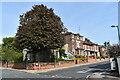 TM1545 : Victorian villas on Ivry Street by Simon Mortimer