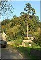 SX8362 : Public access route at Castle Mill Farm by Derek Harper