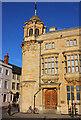 SP5106 : Oxford Martin School by Wayland Smith
