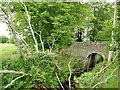 NH5251 : Bridge over the Logie Burn by Stephen Craven