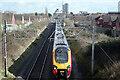 SP4775 : Railway at Long Lawford by Stephen McKay