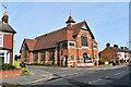 TM1445 : Bramford Road  Methodist Church by Simon Mortimer