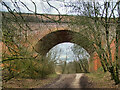 SD7705 : Ringley Road Bridge by David Dixon