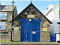 NZ3769 : Former Rocket House, Spanish Battery, Tynemouth by Geoff Holland