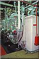 TQ3185 : University of North London - Lancashire boilers by Chris Allen