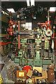 SD3827 : Lytham Motive Power Museum - steam engine by Chris Allen