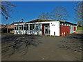 SO8153 : Rushwick Village Hall by Chris Allen