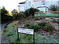 ST3092 : Bilingual name sign on a Llantarnam corner, Cwmbran by Jaggery