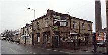 SE1533 : Drummond Mill, Lumb Lane, Bradford by habiloid