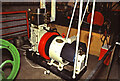 ST1974 : Welsh Industrial and Maritime Museum, Cardiff - high speed steam engine by Chris Allen