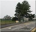 ST3091 : Speed bumps, Whittle Drive, Malpas, Newport by Jaggery