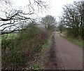 SO8695 : March Path by Gordon Griffiths