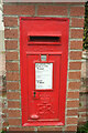SX8957 : Postbox near Broadsands by Derek Harper