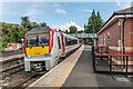 SO5175 : 157 003 at Ludlow Station by Ian Capper