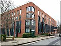 SE2934 : Charles Morris Hall, Cromer Terrace, Leeds by Stephen Craven