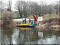 SE2634 : Kayaks at the West Leeds Activity Centre by Stephen Craven