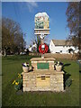 TF1406 : Village sign, Etton by Paul Bryan