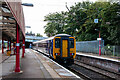 SD4761 : Lancaster railway station by Stuart Wilding