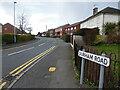 SO8755 : Durham Road, Ronkswood estate, Worcester by Chris Allen