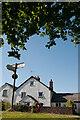 SO4622 : Signpost, Garway by Stuart Wilding
