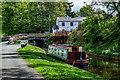 SJ2937 : Llangollen Canal by Stuart Wilding