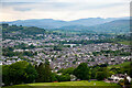 SD5389 : Kendal from The Helm by Stuart Wilding