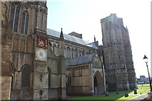 ST5545 : Wells Cathedral  (32) by Chris' Buet