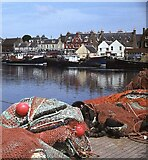NB4232 : Stornoway Harbour by Richard Park