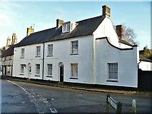 ST6601 : Cerne Abbas houses [11] by Michael Dibb