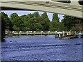 SU7174 : Caversham Weir on the River Thames by Steve Daniels
