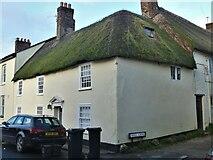 ST6601 : Cerne Abbas houses [36] by Michael Dibb