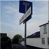 SZ0995 : Moordown: Malvern Close by Chris Downer