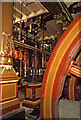 SK5806 : Abbey Pumping Station, Leicester - beam engines by Chris Allen