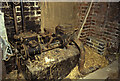 SO8362 : Holt Castle - derelict steam pump by Chris Allen