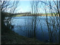 SE3622 : The largest of Newland's three lakes by Christine Johnstone