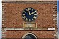 SO8995 : St Bartholomew's Church clock in Penn, Wolverhampton by Roger  Kidd