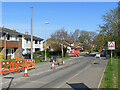 TL3844 : Melbourn: a stinkpipe on New Road by John Sutton
