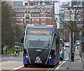 J3473 : Glider bus, Belfast by Rossographer