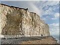TV5595 : Chalk Cliff at Birling Gap by PAUL FARMER