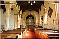 SK8043 : St Mary's nave by Richard Croft