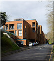 SU4829 : Extra Care homes on Barfield Close by Peter Facey