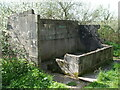 ST4258 : WWII toilet block by Neil Owen