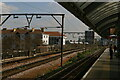 TQ3580 : Shadwell DLR station, looking eastwards by Christopher Hilton