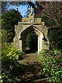 SP0447 : Arched entrance by Philip Halling