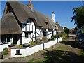 SP0447 : Timber-framed cottage by Philip Halling