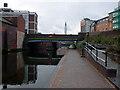 SP0787 : Barker Bridge, Birmingham and Fazeley Canal by habiloid